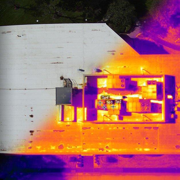 Infrared UAV Services