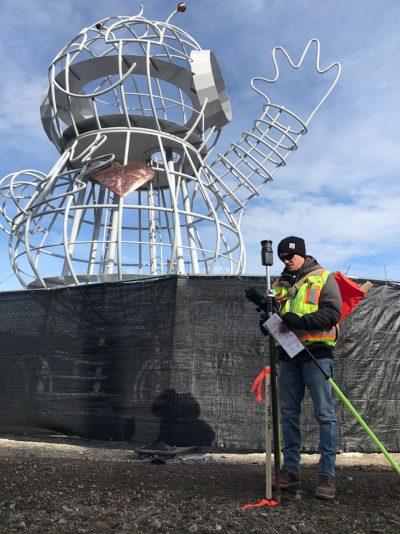 Field Crew Photos January 2019