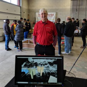 Ken Stigner at Makers Day 2018